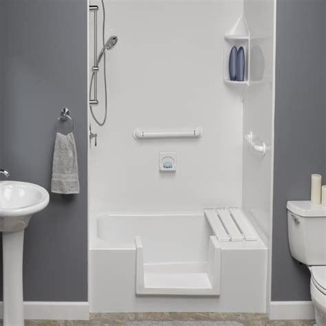 bathtub inserts home depot shower inserts with seat shower stalls for small bathroom