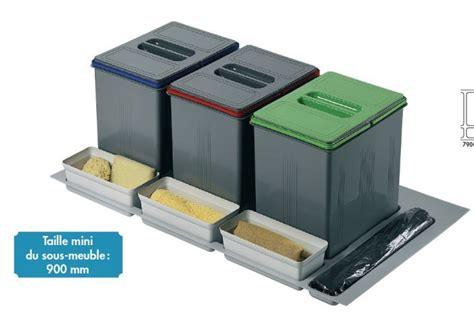 poubelle pour cuisine int馮r馥 tritop900 jpg
