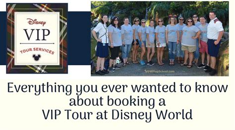 disney world vip guides cost tips review wdw prep school