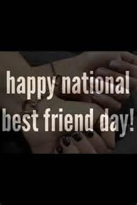 Happy National Best Friends Day Quotes