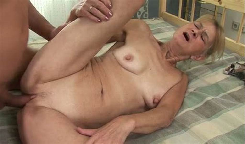 #Slim #Granny #Gives #Head #To #Her #Lover #And #Gets #Fucked #From