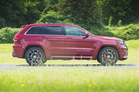 srt jeep 2017 jeep grand cherokee srt review motor verso