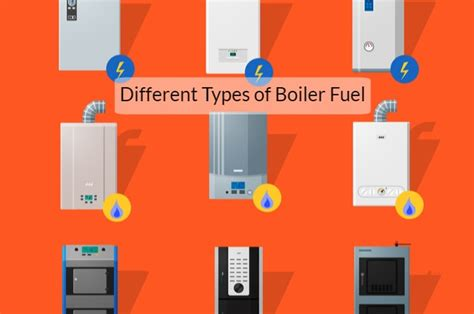 What Types Of Fuel Is Used In Boiler?