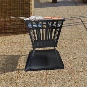 Brasero De Terrasse : brasero bois efp3 de purline un chauffage de terrasse ~ Premium-room.com Idées de Décoration