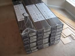 Acclimation of Laminate Flooring   Laminate Floor Problems