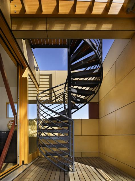 cool spiral staircase designs digsdigs