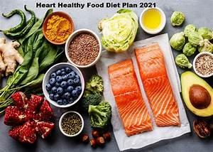 top 10 healthy food diet plan 2021