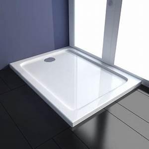 Duschtasse 80 X 100 : rechteckige abs duschtasse 80 x 100 cm ~ A.2002-acura-tl-radio.info Haus und Dekorationen