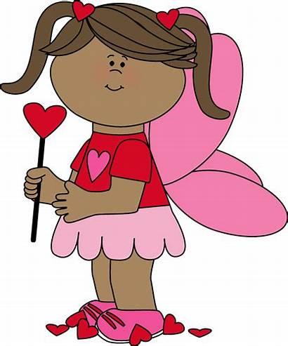 Valentine Clip Fairy Valentines Clipart Mycutegraphics Graphics