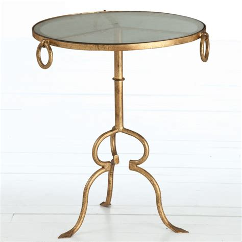 cheap gold coffee table furniture gold mirrored accent table home design ideas
