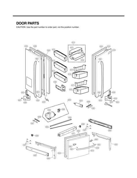 Frigidaire Gallery Refrigerator Parts Diagram Automotive