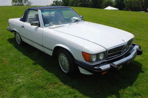 1988 Mercedesbenz 560 Sl Image Photo 14 Of 14