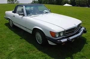Mercedes 560 Sl : 1988 mercedes benz 560 sl ~ Melissatoandfro.com Idées de Décoration