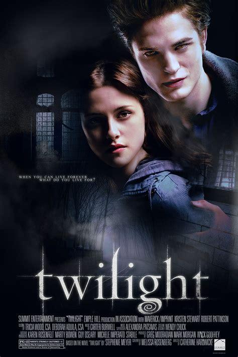 Affiches Et Pochettes Twilight, Chapitre 1 Fascination