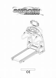 Smooth Fitness Treadmill 9 45tv User Guide