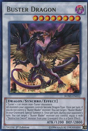 Yugioh Gx Duel Academy Buster Blader Deck by Buster Yu Gi Oh Fandom Powered By Wikia