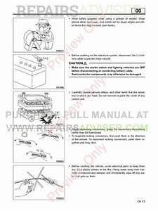 Mitsubishi Fuso 2008 Service Manual Pdf Download