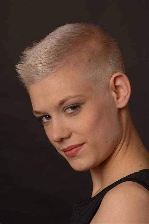 Ultra Pixie Hairstyles by Ultra Faded And Tapered In 2019