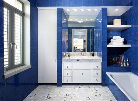 bathroom ideas blue blue bathroom ideas design d cor and accessories pertaining to plans 6 safetylightapp com