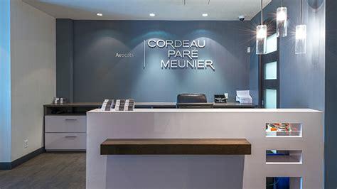 bureau commercial aménagement bureaux avocats construction commercial