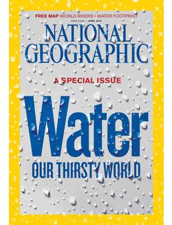 National Geographic Magazine Special Issue…a Very Special