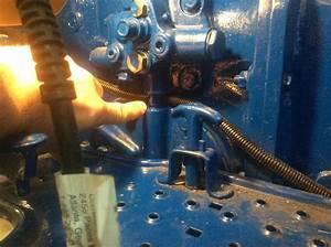Ford 4600 Hydrsulic Leak