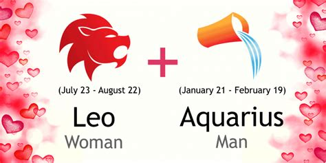 Leo Woman And Aquarius Man Love Compatibility  Ask Oracle