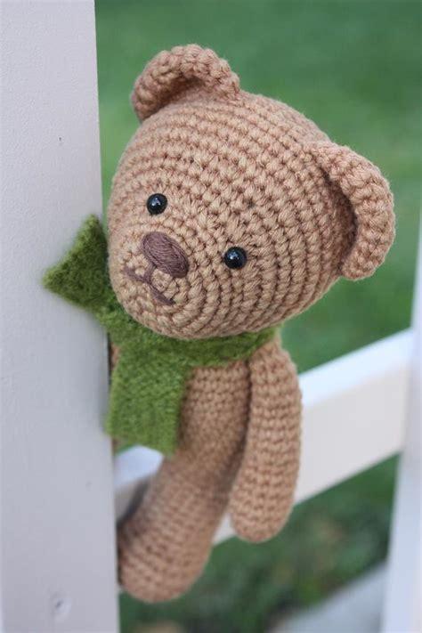 crochet teddy happyamigurumi amigurumi teddy bear pdf pattern is ready