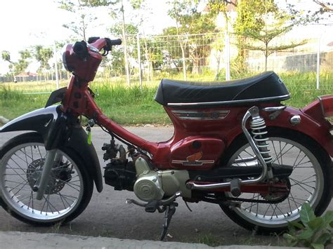 Grand Modif Honda 70 by Modifikasi Honda Astrea Grand Pitung Desain T Honda