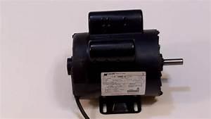 Magnetek Century 1 2hp 1 5hp Ac Air Compressor Motor