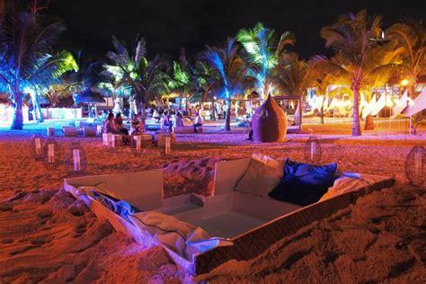 c beach club beach party set up www.mic mauritius.com   After dark in Mauritius   Pinterest