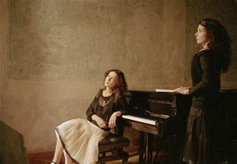 Dive Francesi Amici Della Musica Presenta Le Dive Pianoforte Le
