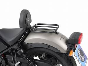 Honda Cmx 500 Rebel : solorack with backrest honda cmx 500 rebel 2017 ~ Medecine-chirurgie-esthetiques.com Avis de Voitures