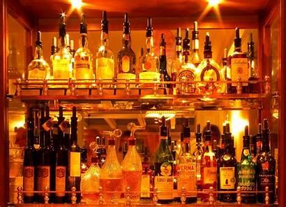 Liquor Cabinet Cocktail Alcohol Bottle Drinks Drink