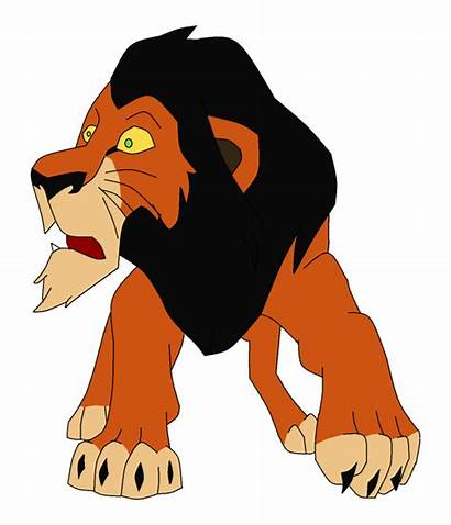 Lion King Scar Clipart Background Transparent Simba
