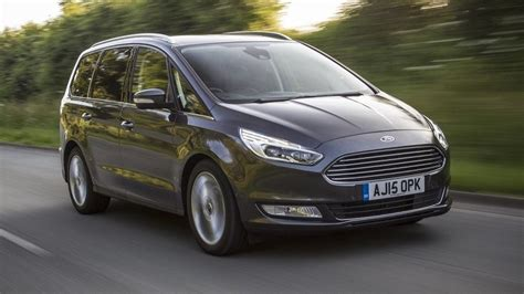ford galaxy facelift interior release