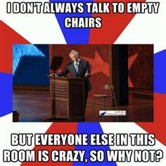 Obama Empty Chair Meme by 1000 Images About Eastwooding On Clint