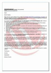 how to write a cover letter for accounting job - accounting sample cover letter format download cover