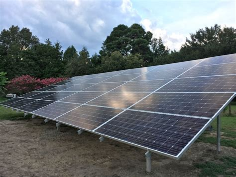 Florence South Carolina Solar Panel Installation