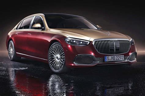 Mercedes Maybach S 580 models to be locally assembled in ...
