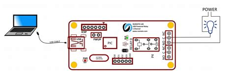 1 channel usb powered relay module numato lab documentation portal