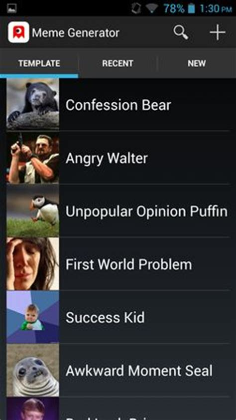 Meme Creator For Android - 5 meme generator apps for android
