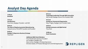 Repligen (RGEN) Investor Presentation - Slideshow ...