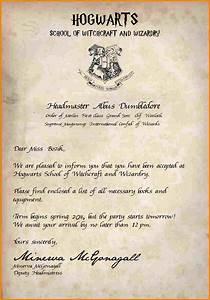 hogwarts letter template hogwarts letter by With harry potter hogwarts letter template