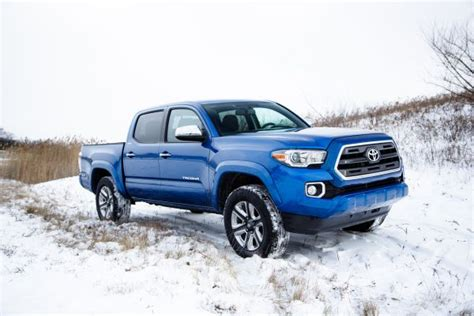 Toyota Tacoma Fuel Economy by 2017 Toyota Tacoma Made To Offer A Better Look And More