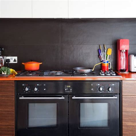 kitchen tiled splashback ideas grey large tile kitchen splashback search