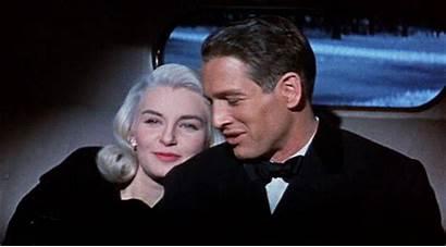 Joanne Woodward Newman Paul Terrace 1960 Cary