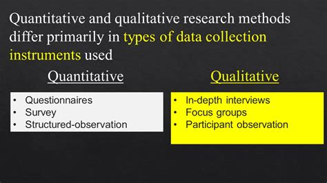 approaches  types  research studentniche