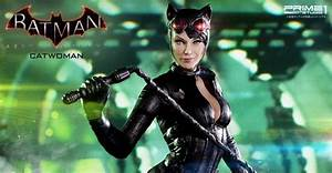 Batman: Arkham Knight - Catwoman Statue by Prime 1 Studio ...