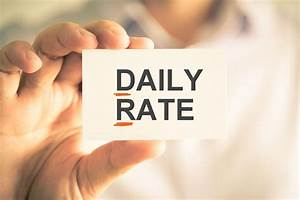 Potentia | Three Things to Make a Daily Rate Work for You